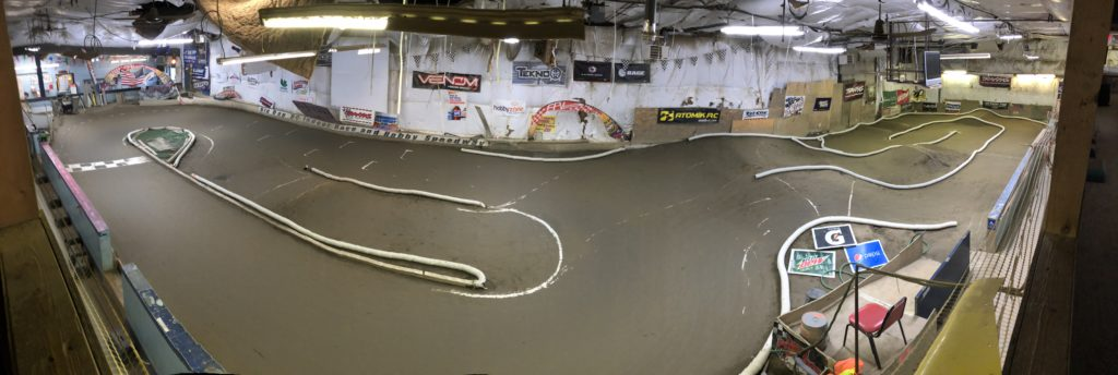 Indoor Off-Road Track