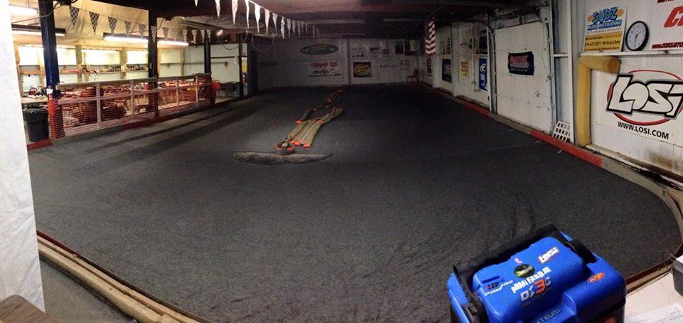 Big Dog R/C - Indoor Carpet Oval Track